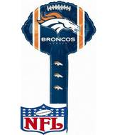Air Filled Hammer Balloon Denver Broncos