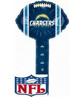 Air Filled Hammer Balloon San Diego Chargers