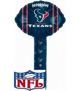 Air Filled Hammer Balloon Houston Texans