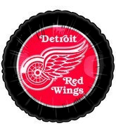"18"" NHL Hockey Balloon Detroit Red Wings"