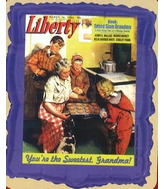 "23"" Liberty Sweetest Grandma"