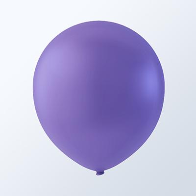 "9"" Creative Brand Lavender Latex Balloons (144 Per Bag)"