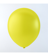 "9"" Creative Brand P. Yellow Latex Balloons (144 Per Bag)"