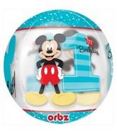 """16"""" Mickey 1st Birthday Balloon"""