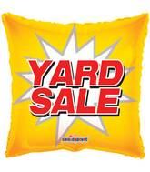 """18"""" Yard Sale Balloon"""