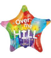 """18"""" Over The Hill Candles Balloon"""