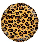 "18"" Decorator Cheetah Print Balloon"