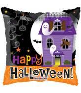 """18"""" Halloween Haunted House Balloon"""