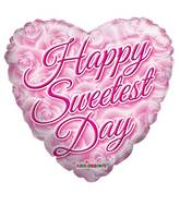 """18"""" Sweetest Day Roses Balloon"""