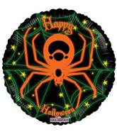 "18"" Spider Neon Gellibean Balloon"