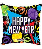 "18"" New Year Balloons Balloon"