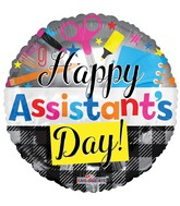 "18"" Assistant's Day Balloon"
