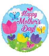 """18"""" Mother's Day Spring Balloon"""