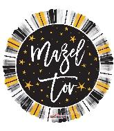 "18"" Mazel Tov Stars Balloon"