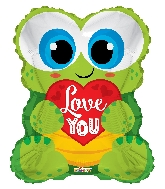 "18"" Love You Turtle Shape Balloon"