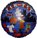 """18"""" Trick Or Treat Balloons"""