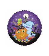 "36"" Halloween Cartoons"