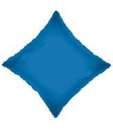 "21"" Solid Diamond Radiant Blue Convergram"