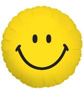 "18"" Smiley Face Balloon"