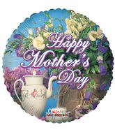 """18"""" Tea Time Mother's Day"""