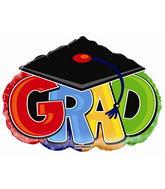 "28"" Grad With Cap Shape"