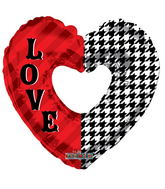 """9"""" Aifill Only Love Pattern Shape"""
