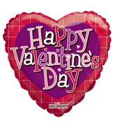 """9"""" Valentine's Balloon Grid"""