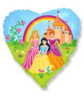 """18"""" Princess Castle Balloon"""
