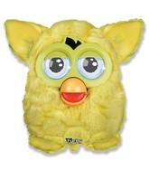 """21"""" Jumbo Furby Sprite Mylar Balloon"""