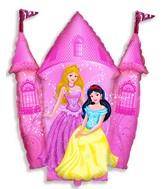 """38"""" Princess Castle Balloon"""