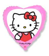 "18"" Hello Kitty Mylar Balloon"