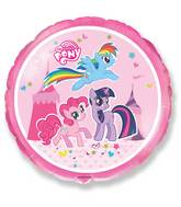 "18"" My Little Pony Circus Pink"