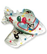 3D Airplane with Mighty Mouse