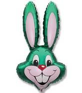 "35"" Rabbit Head Green"