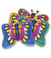 """35"""" Butterfly Green"""