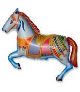 """37"""" Horse Deco"""
