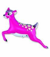 """28"""" Gazelle Fuchsia"""