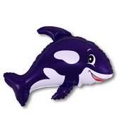 """32"""" Whale Black"""