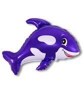 "32"" Whale Purple"