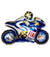 """27"""" Motobike Blue"""