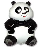 "34"" Jumbo Big Panda Balloon Bear"