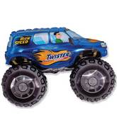 """30"""" Big Wheels Monster Truck Blue"""
