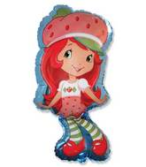"36"" Strawberry Shortcake Full Body Shape"