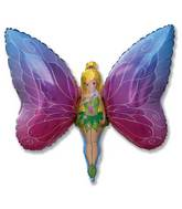 """38"""" Lady Butterfly Fairy Princess"""
