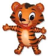 """36"""" Tiger Cub Black"""