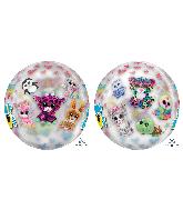 """16"""" Orbz Beanie Boos Foil Balloon"""