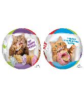 "16"" Orbz Avanti Cats Foil Balloon"