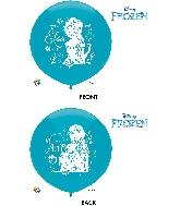 """17"""" Frozen Latex Balloons 3 Count"""