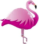 "46"" Flamingo Foil Balloon"