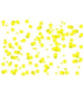 Tissue Paper Confetti Dots Yellow